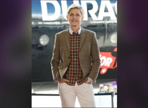 News video: Ellen DeGeneres Is A Woman Of Many Talents! Announces A Brand New Design Series Coming To Your TV Soon!