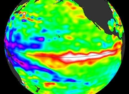 News video: Scientists Warn Of Likely El Niño Event This Year