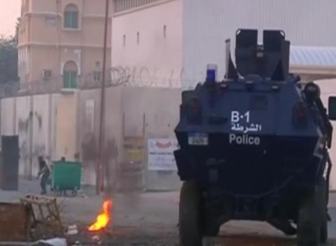 News video: Clashes Follow Funeral in Bahrain