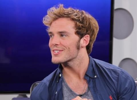 News video: Sam Claflin Talks 'The Quiet Ones' and 'Hunger Games'